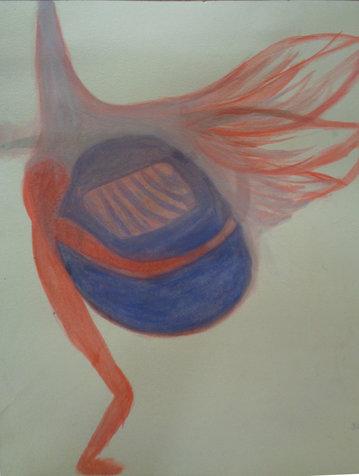 צבעי מים על נייר