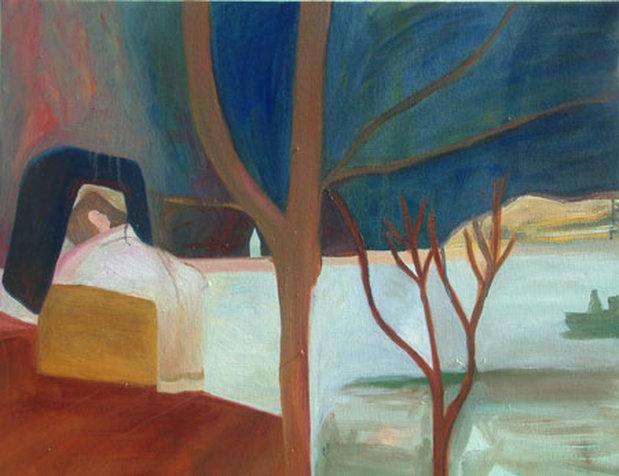 שינה מתוקה, 74x90 סמ 2006