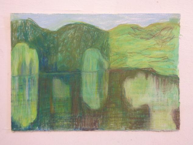 אגם שפר ברלין, 2016. אוסף פרטי.