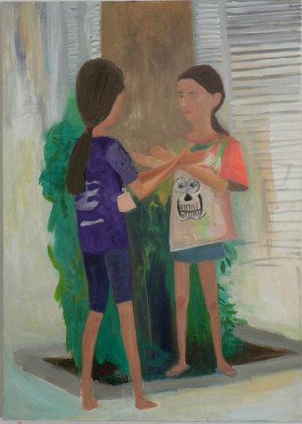 באגס באני, 70x50 סמ, 2012
