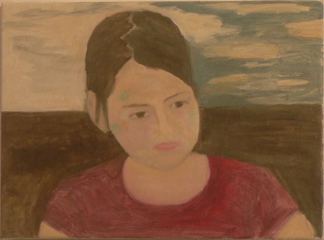 רננה, 22x30 סמ 2012 אוסף פרטי